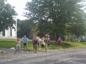 Fellow Pan-Mass Cheerleaders